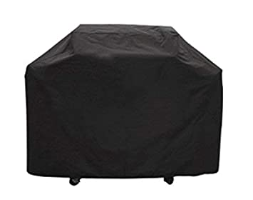 Amazon.com: Barbeque Gas Grill Gover Heavy Duty Premium Grill Cover 57 Inch Waterproof for Weber, Holland, Jenn Air, Brinkmann and Char Broil (Black): ...