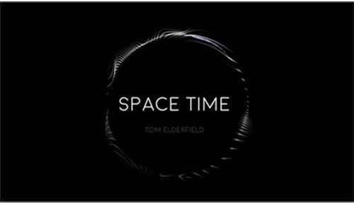 SOLOMAGIA Space Time Blue (Gimmick and Online Instructions) by Tom ...