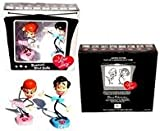 I Love Lucy & Desi Stick Figure Bobblehead Doll Set