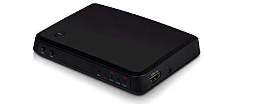 Premium HD/SD Componet YPbPr Composite RCA HDMI DVI Video Recorder by AllAboutAdapters