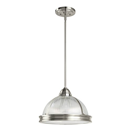 Ribbed Pendant Light in US - 1