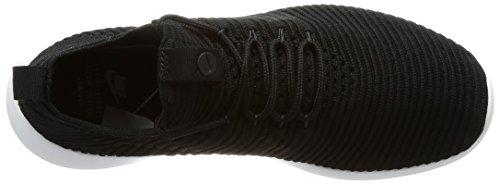 Nike Womens Roshe Two Flyknit V2 Scarpa Da Corsa Nero / Antracite / Nero / Bianco