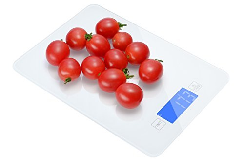 IDAODAN Digital Kitchen Food Scale and Portions Nutritional Facts with LCD Display - Smart Bluetooth Digital Nutrition Food...