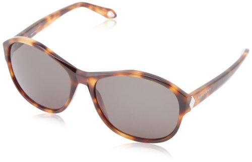 Givenchy Women's SGV872-9AJ Round Sunglasses,Havana,59 - Oversized Givenchy