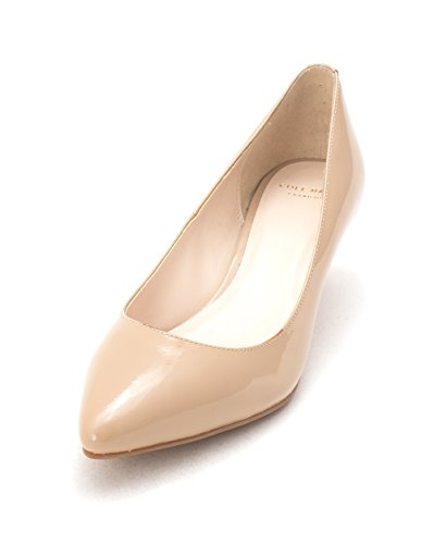 Cole Pumps Haan Womens Chantelsam Maple Pointed Toe Classic Sugar rwrOn76xqC