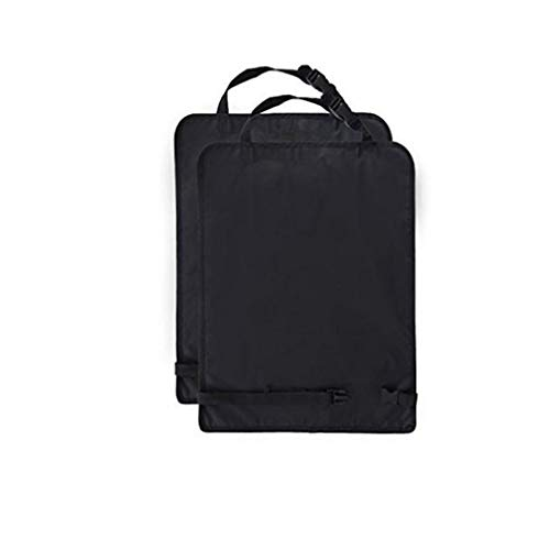 LIGHTBLUE Car Back Seat Kick Mats Universal Car Rear Seat Bag Protector Child Kick Guard Mat: Amazon.co.uk: Kitchen & Home