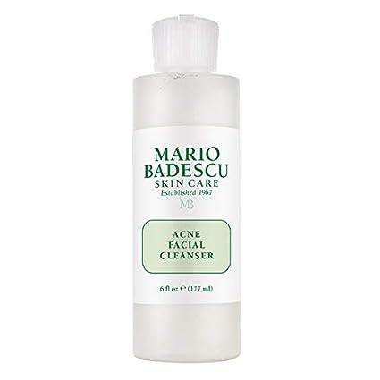 Mario Badescu Acne Facial Cleanser 6 Fl Oz