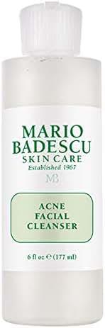 Mario Badescu Acne Facial Cleanser, 6 Fl Oz