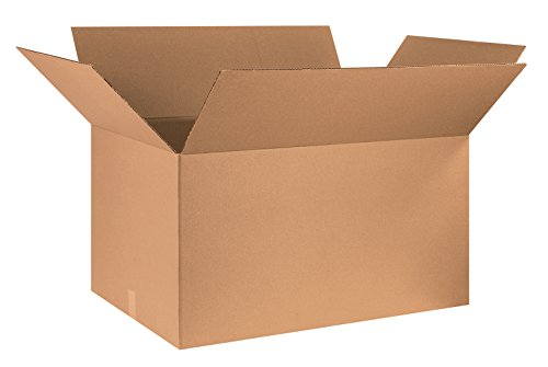 Aviditi 362420 Corrugated Box, 36