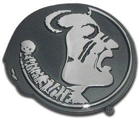 Elektroplate Florida State University (Seminole) Emblem by Elektroplate