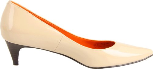 Cole Haan Mujeres Air Juliana 45 Pump Nougat Patent