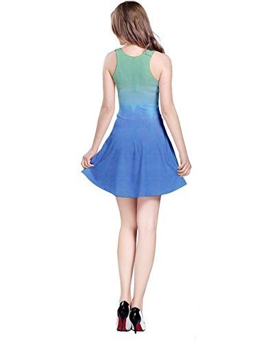 CowCow - Robe - Femme Bleu Cristal Azul -  - Medium