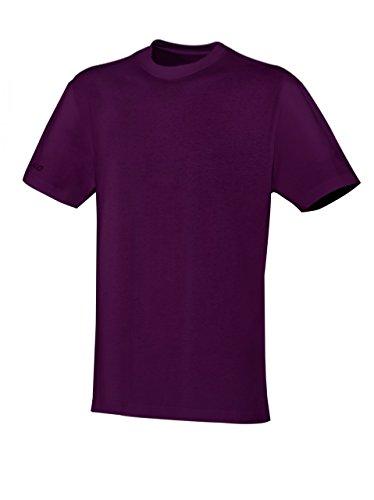 Jako team T-Shirt burdeos