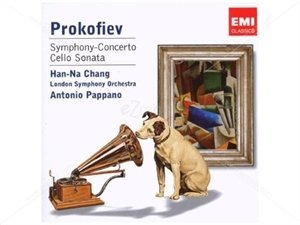 Chang,Han-Na/Pappano/LSO - ENCORE D T PROKOFIEV: CELLO SO