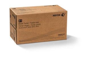 (Xerox 006R01551 WorkCentre 5845/5855 Black Toner (Quantity 2) & Waste Toner Bottle 45-55PPM )