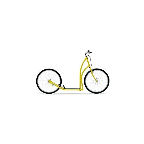 City Scooter in Yellow