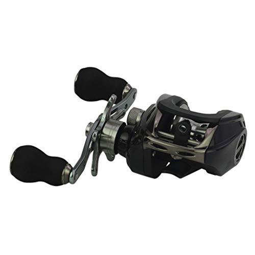 (Iusun Fishing Reels Spinning Reel Saltwater Freshwater Dripping Wheel Gear Light Weight Ultra Smooth Powerful Spinning Fishing Reels High Speed Low Profile Baitcasting)