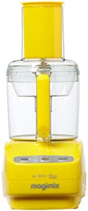 Magimix Mini Plus - Robot de cocina (Amarillo, 50/60 Hz, Acero inoxidable, Chopper): Amazon.es: Hogar