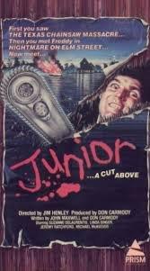 Junior (1984) (Junior Horror Vhs)