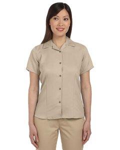 Ladies' Bahama Cord Camp Shirt - SAND - M Ladies' Bahama Cord Camp ()
