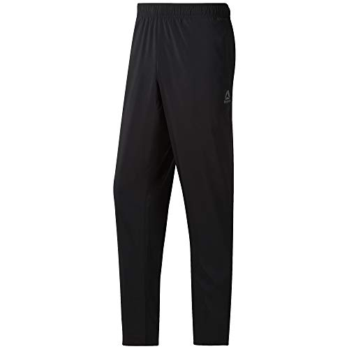 Reebok Men's Elements Woven Open Hem Pant