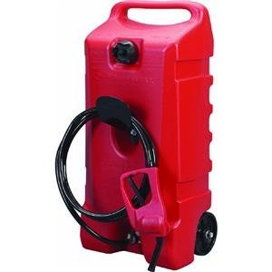 Flo N' Go Portable Fuel Container 14 Gal -  Scepter, 06792