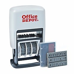 office-depot-self-inking-3-in-1-micro-dater-red-blue-032538