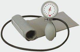 Boso K I – Tensiómetro con velcro manguito de estándar, gris