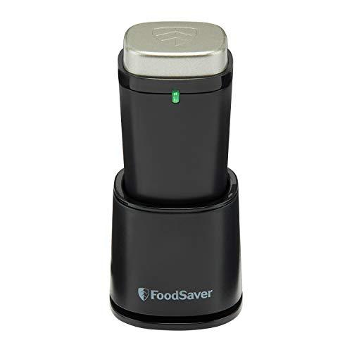 FoodSaver 31161370 Cordless Handheld Food Vacuum Sealer, 4.33 x 6.5 x 11.42 in