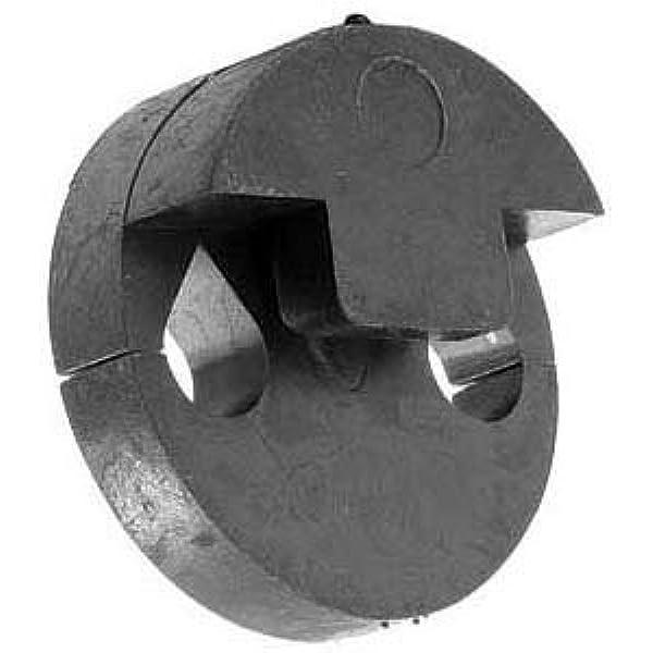 Tourte 3128 Violin//Viola Double Hole Round Tourte-Style Mutes
