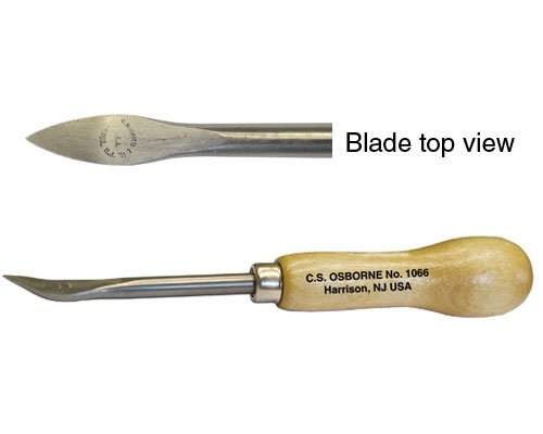 Staple & Tack Remover Lifter Polished and Forged Steel Blade