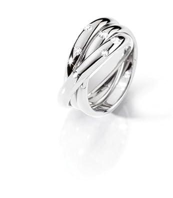 Morellato bague or et diamant