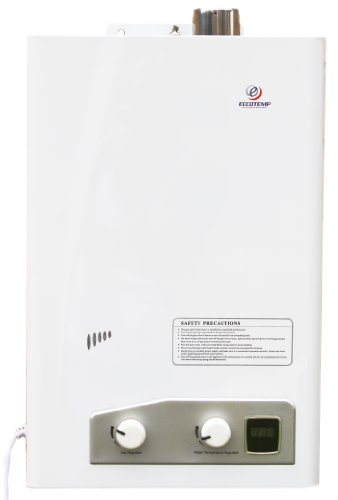 Eccotemp FVI-12-LP High Capacity Propane Tankless Water Heater (Propane On Demand Heater compare prices)