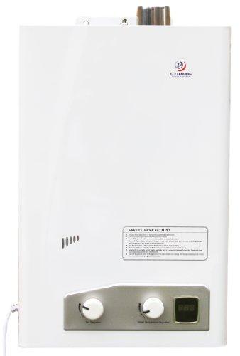 Eccotemp FVI-12-LP High Capacity Propane Tankless Water Heater (Hot Water Heater Tankless Propane compare prices)