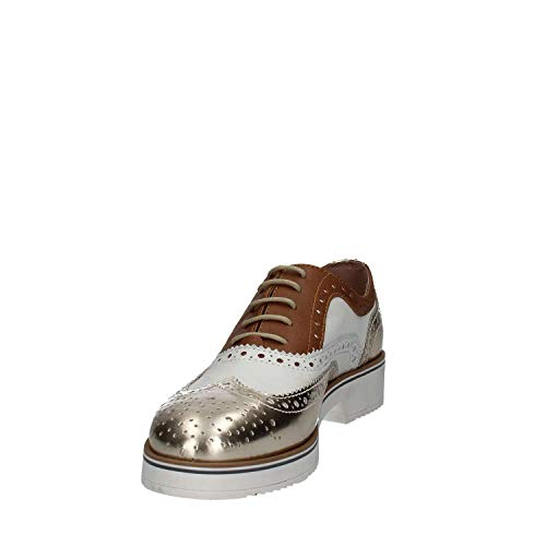 Oxfords donna Gold's Mally da 5813 0qzCxw4z
