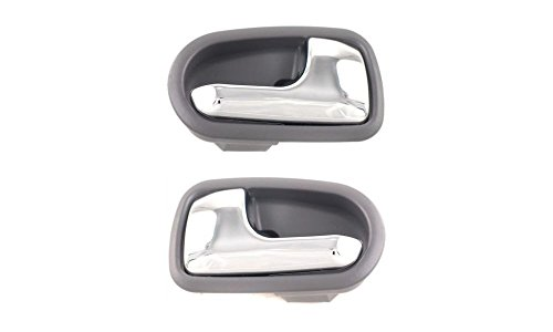 02 mazda protege door handle - 3