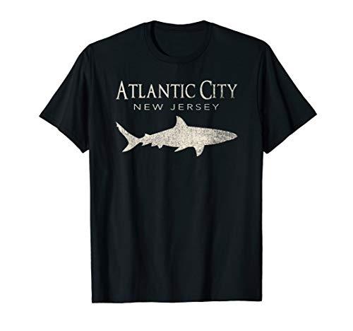 Retro Atlantic City NJ Shark ()
