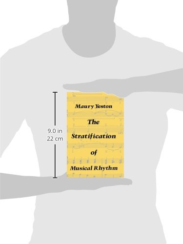 The stratification of musical rhythm maury yeston 9780300018844 the stratification of musical rhythm maury yeston 9780300018844 amazon books fandeluxe Images