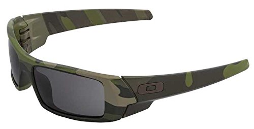 Oakley - Gas Can - Multicamo Tropic SI Frame-Warm Gray - Single Lens Oakley