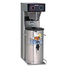 BUNN 3 Gal Automatic Quickbrew Iced Tea Brewer / 1680 Watt Heater Automatic Iced Tea Brewer
