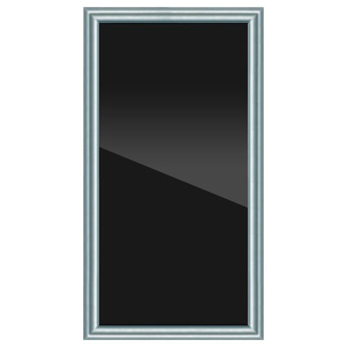 "PC Hardware : ON-Q Enclosures - Accessories 28"" ON-Q Custom Door Brushed Aluminum Frame Smoke Insert (364593-14)"