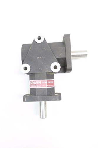 CROWN C208806 ALUMINUM RIGHT ANGLE GEAR DRIVE 1:1 -