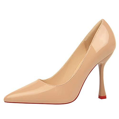 Abricot DGU00498 36 5 Femme Jaune AN EU Sandales Compensées 6SXnxg