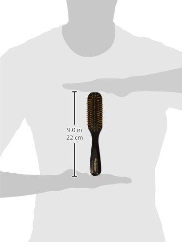 Chris Christensen Oblong Wood Pin Brush