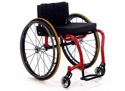 Invacare Top End Crossfire T6 Rigid - Ultra Wheel Clincher