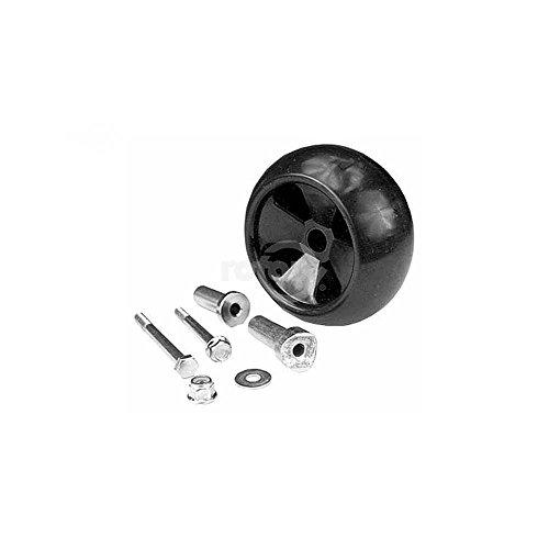 Replacement Lawn Mower Wheel Kit for John Deere # AM116299 (John Deere Tractor Wheels)