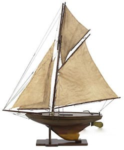 Victorian Pond Yacht 37