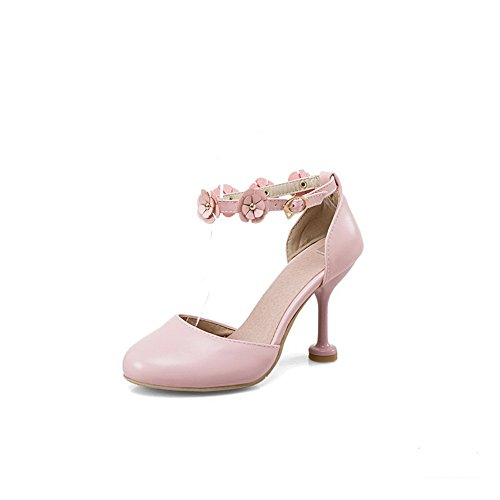 EU Sandales Rose 5 1TO9 Rose Inconnu Compensées Femme 36 q68FXxv