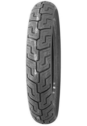 Dunlop D401 For Harley-Davidson Series Rear Motorcycle Tires - 150/80HB-16 45064088 (Harley Sportster Tires)