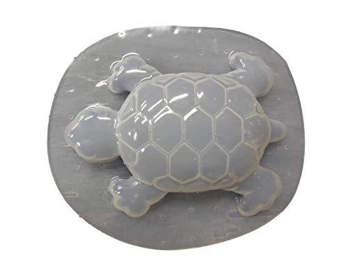 (Turtle Soap or Magnet Plaster Plaque Mold 4752)